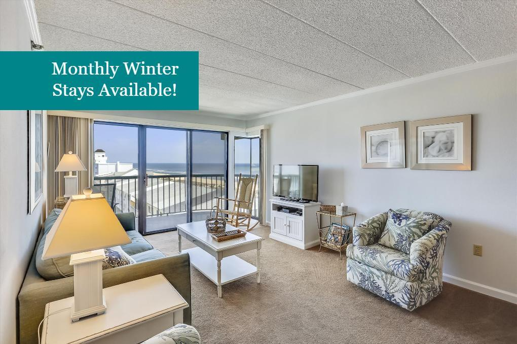 Monthly Winter Rentals Avail!