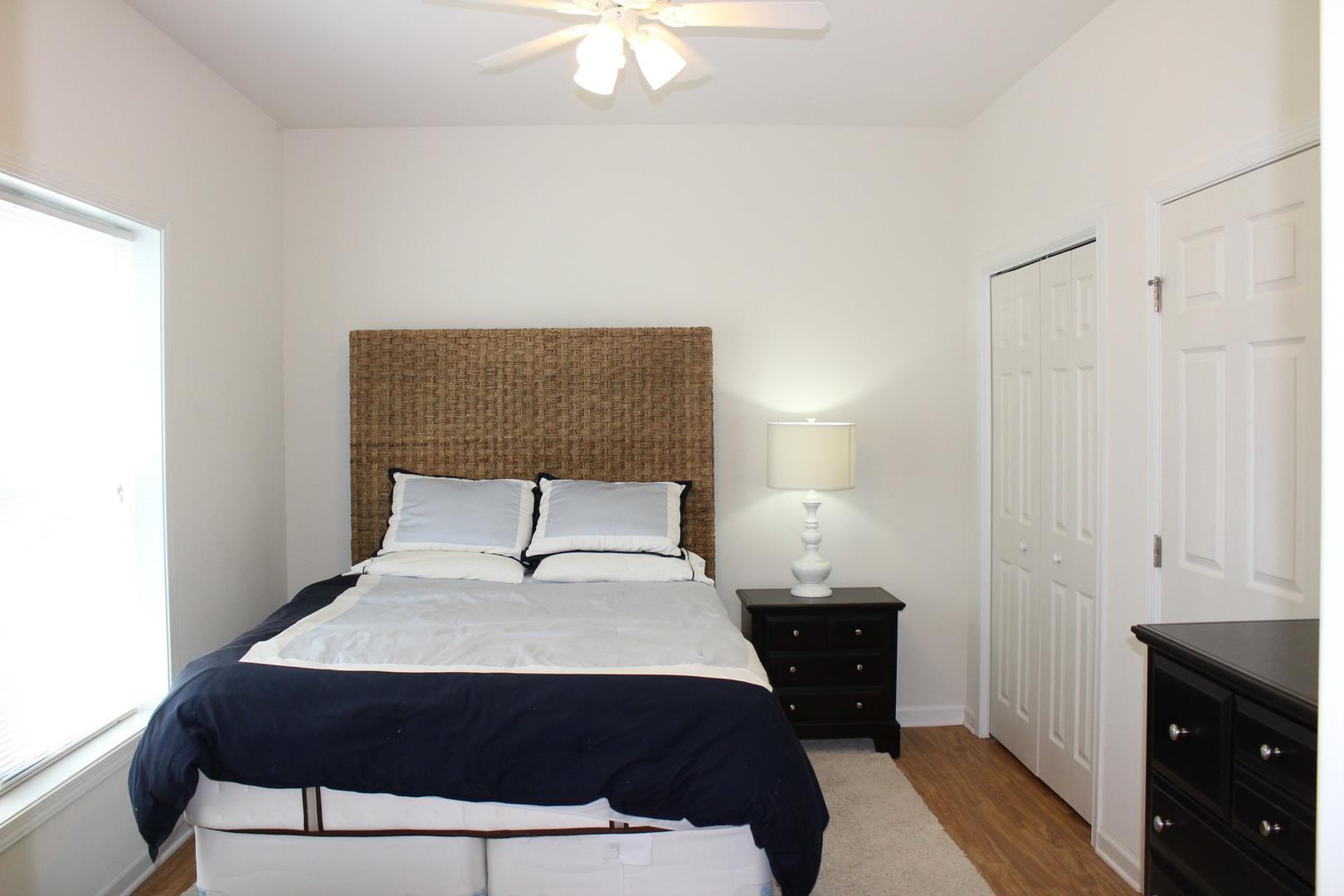 Swann Keys - Fourth Bedroom