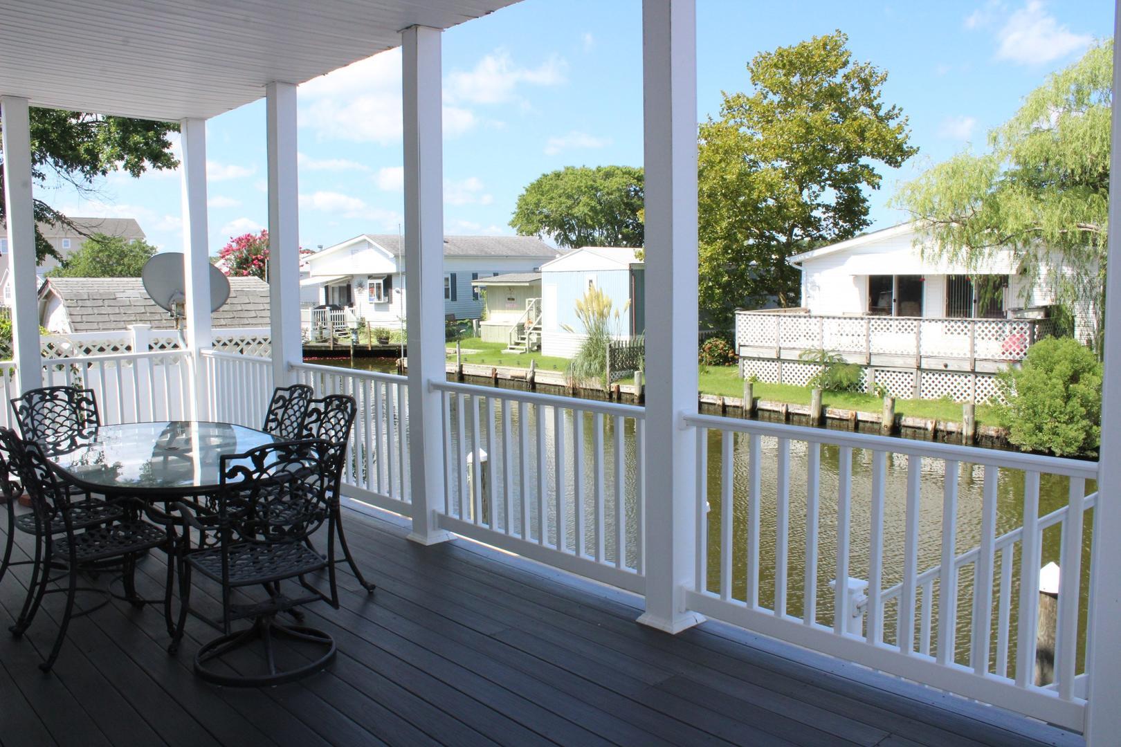 Swann Keys - Balcony