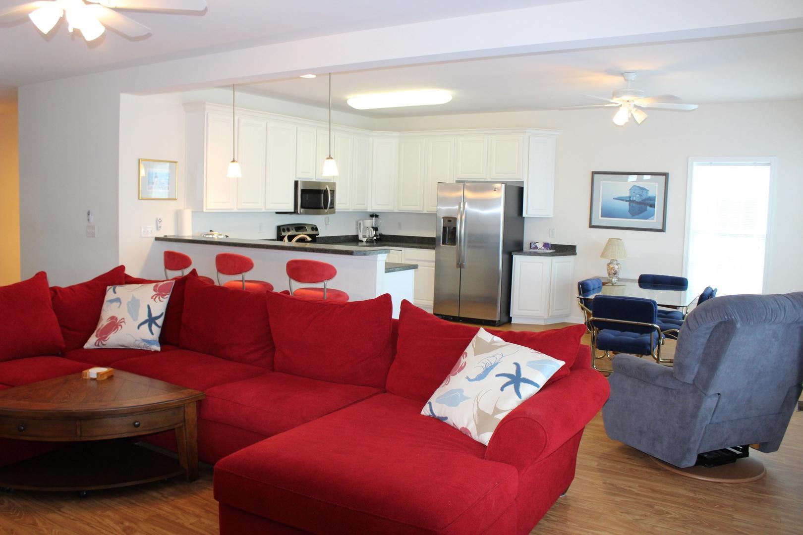 Swann Keys - Living Room