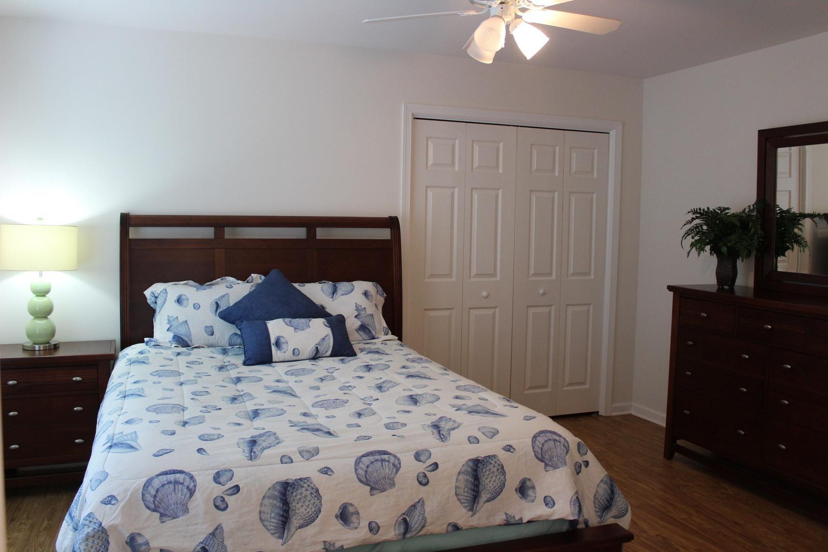 Swann Keys - Second Bedroom