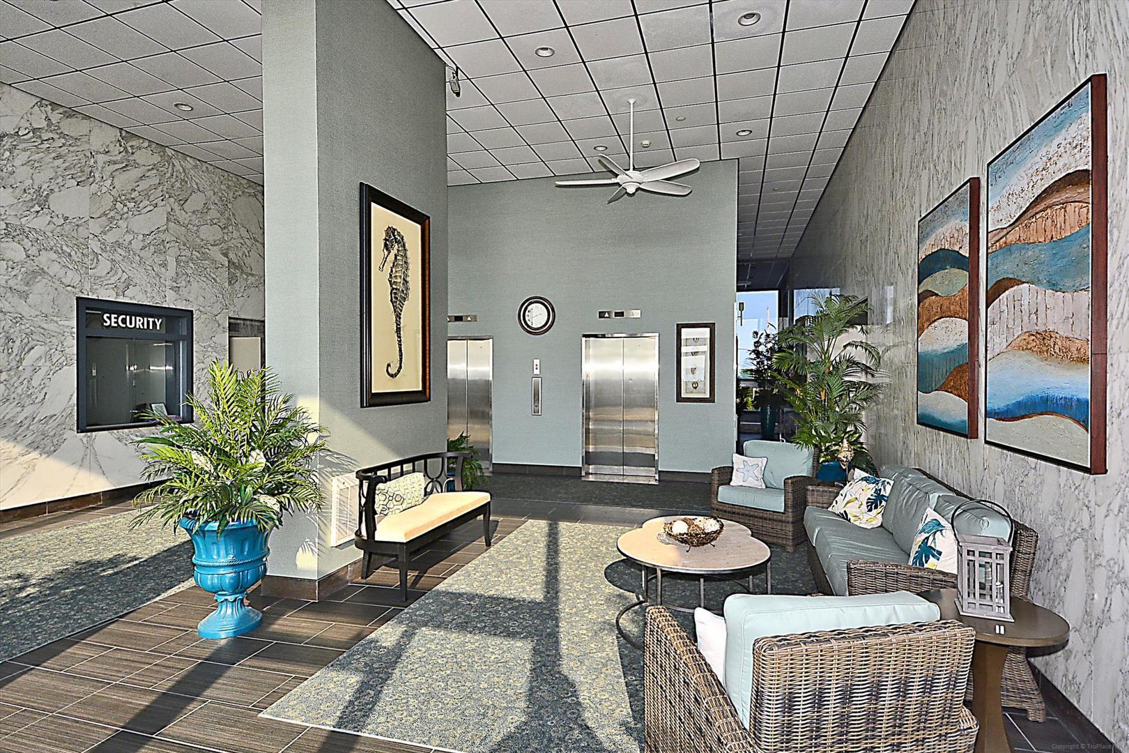 Century I - Lounge Area
