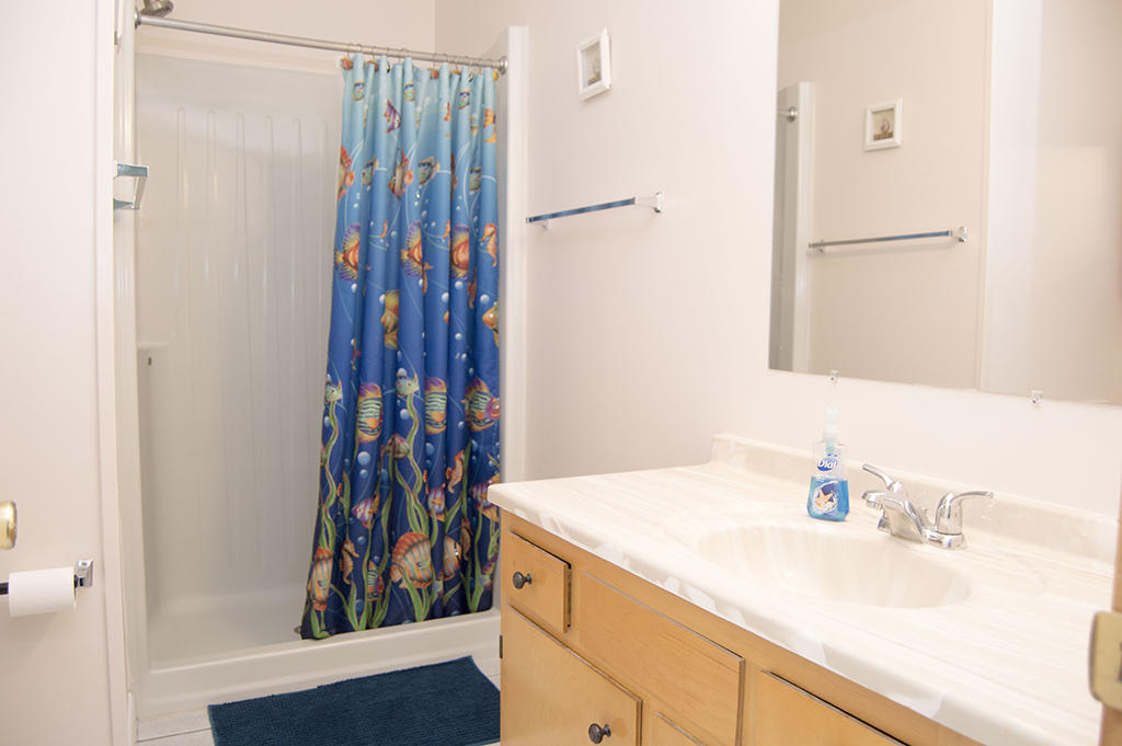 Karoline's Place - Master Bathroom