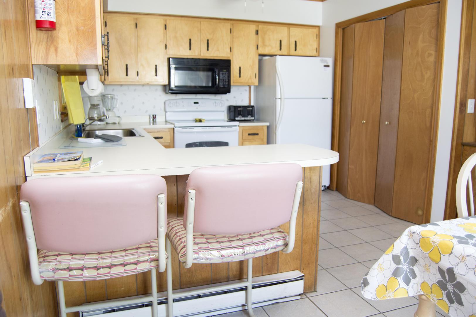 Karoline's Place - Kitchen