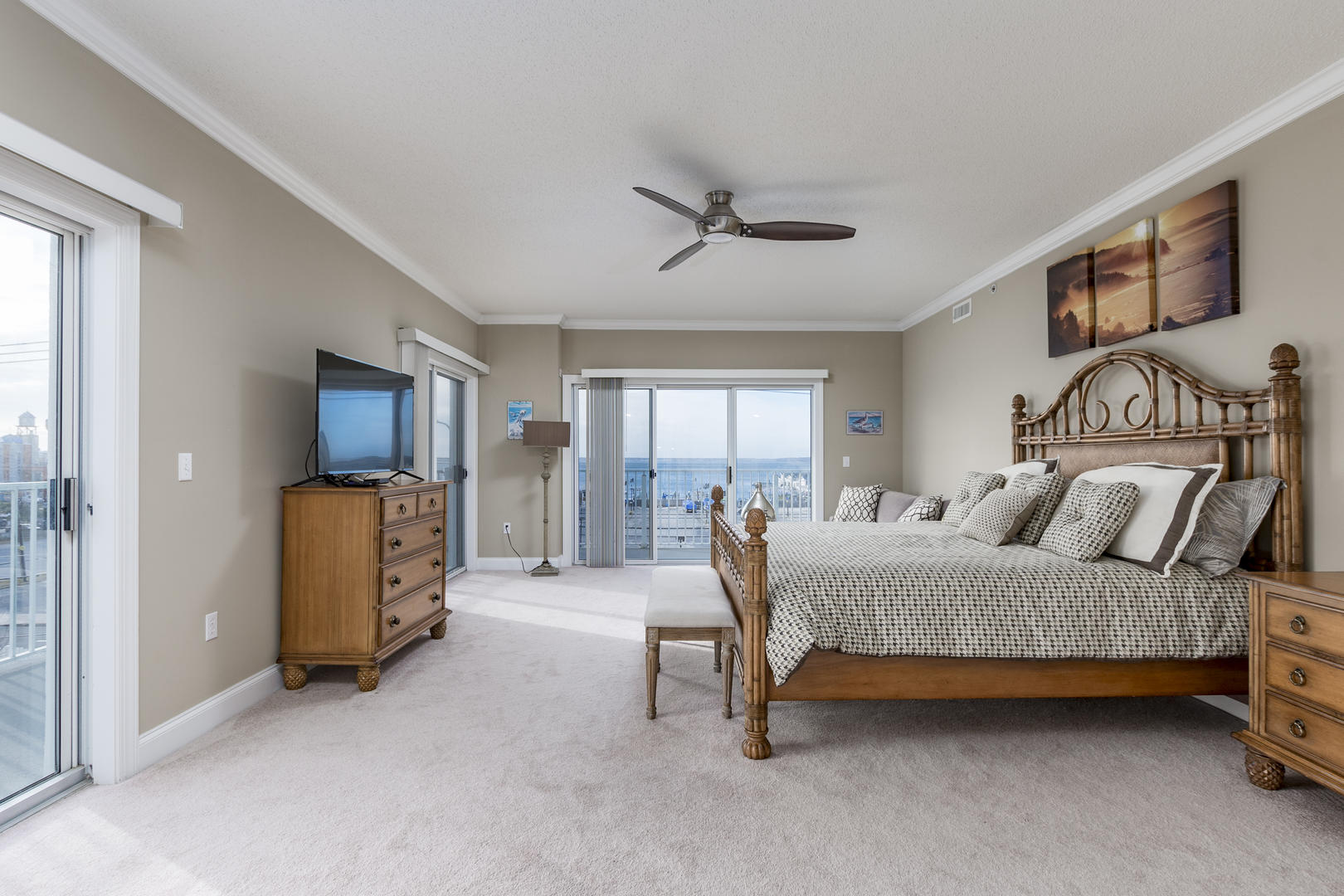 Ocean Bliss, 404 - Fourth Bedroom