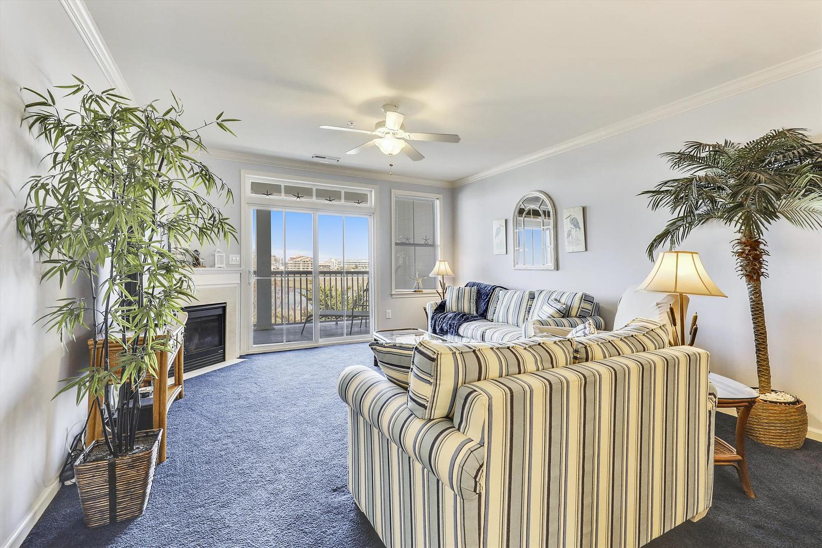 Sunset Island - 6 Hidden Cove Way, 3D - Living Room