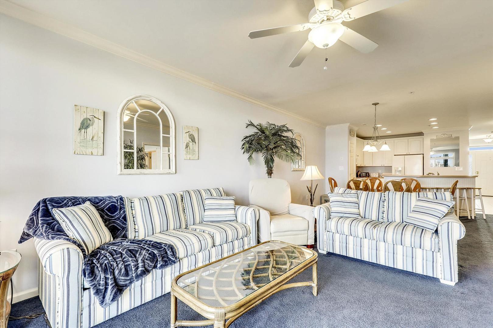 Sunset Island, 6 Hidden Cove Way, 3D - Living Room