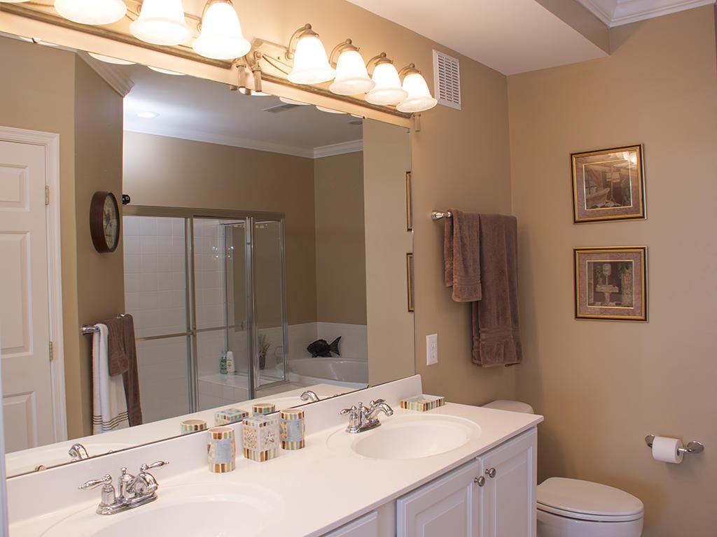 Sunset Island - 6 Hidden Cove Way, 3D - Master Bathroom