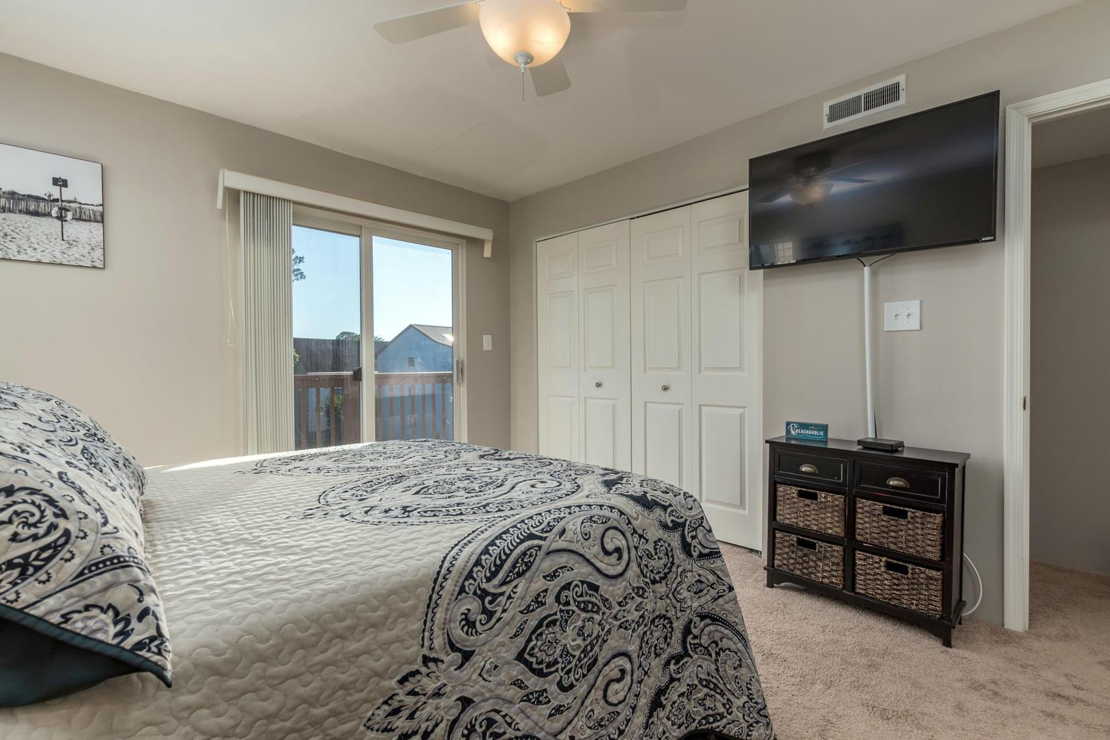 Lost Colony 371 - Master Bedroom