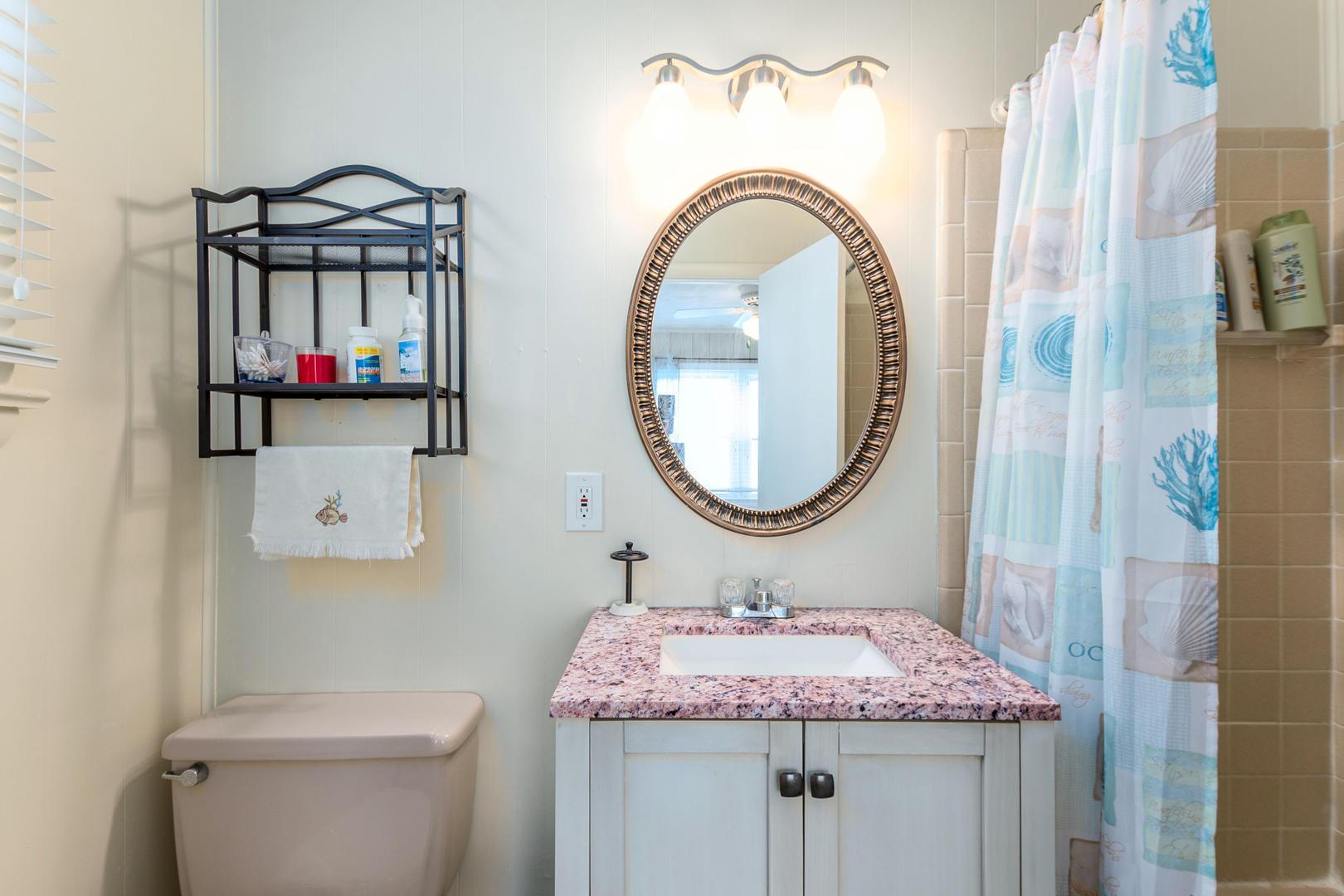 Venture II 1 - Bathroom 1