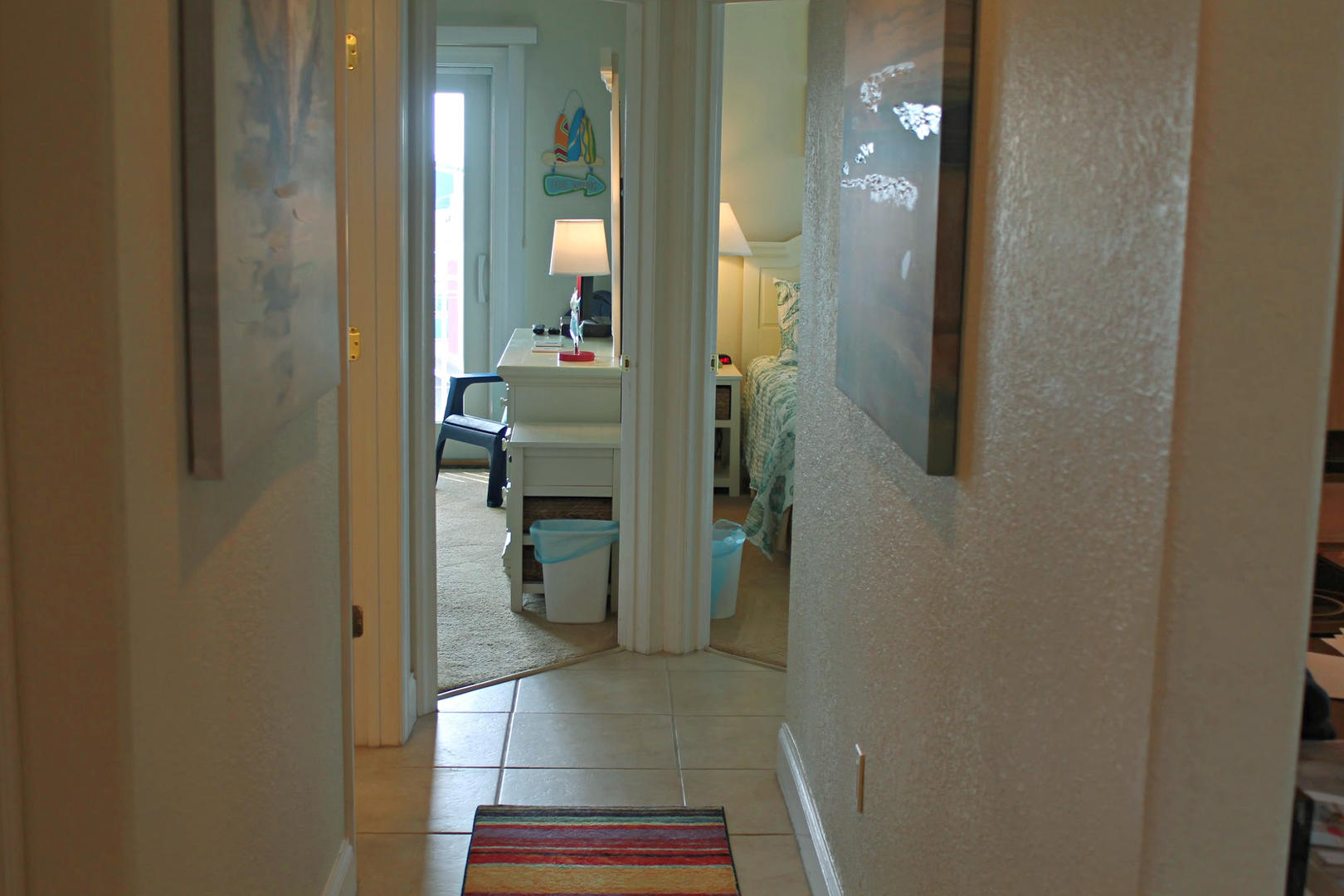 4100 Oceanside Condos 405 - Hallway