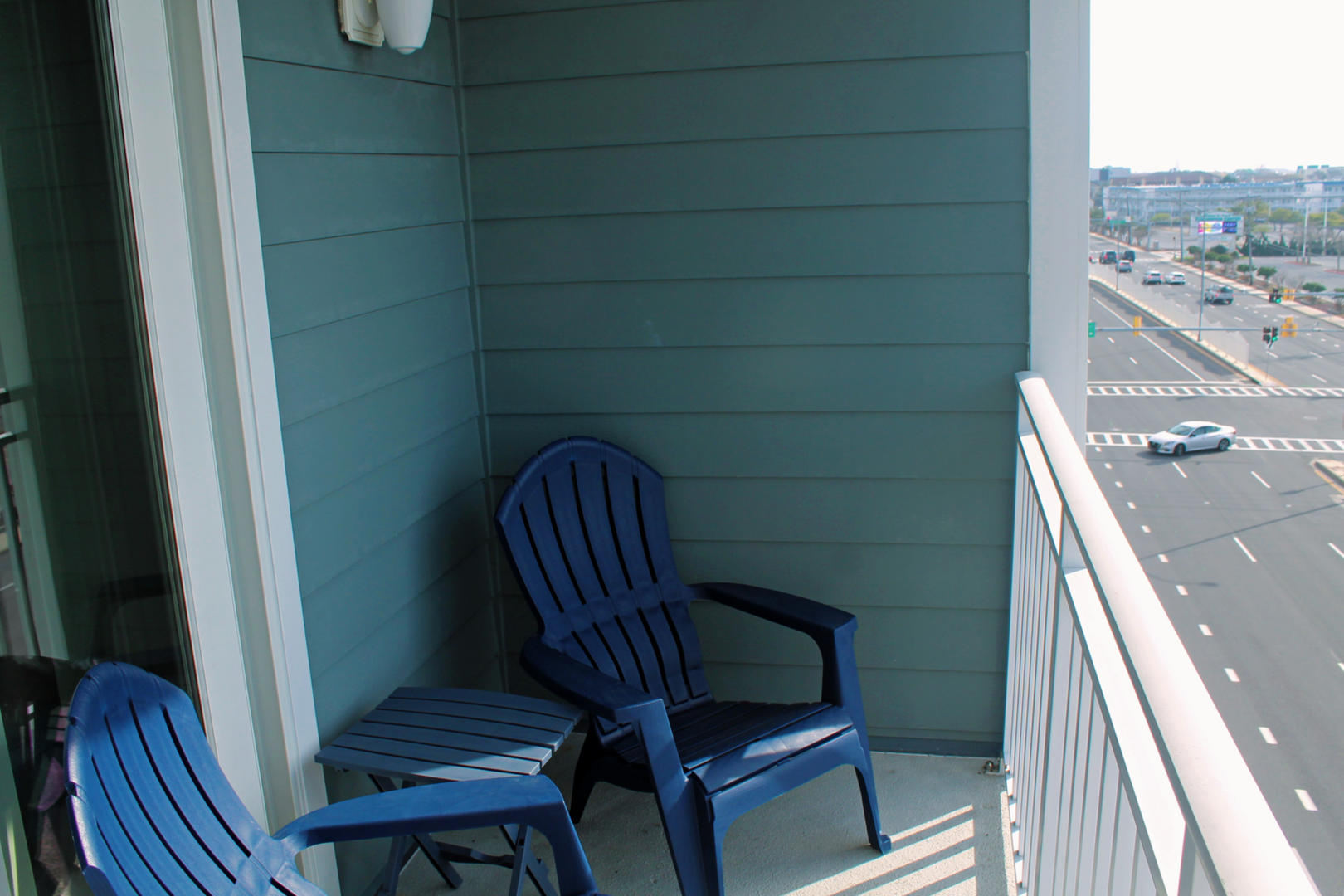 4100 Oceanside Condos 405 - Balcony