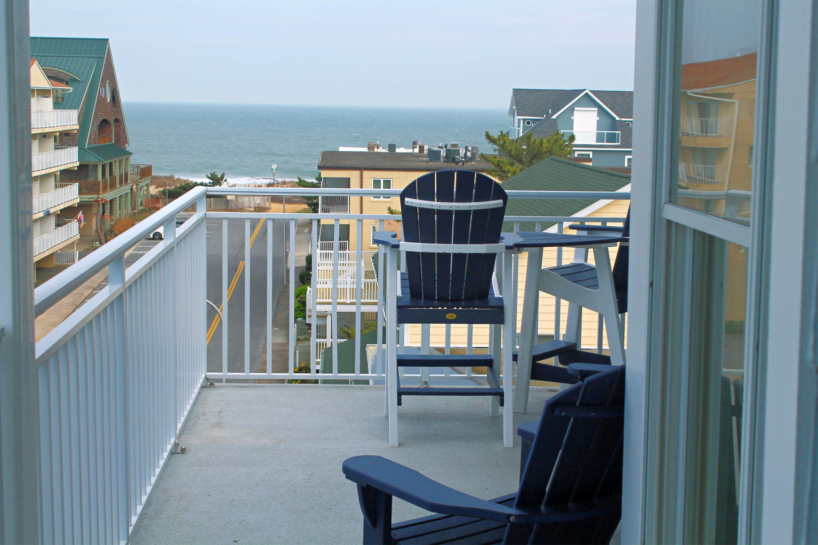 4100 Oceanside Condos 405 - Partial Ocean View