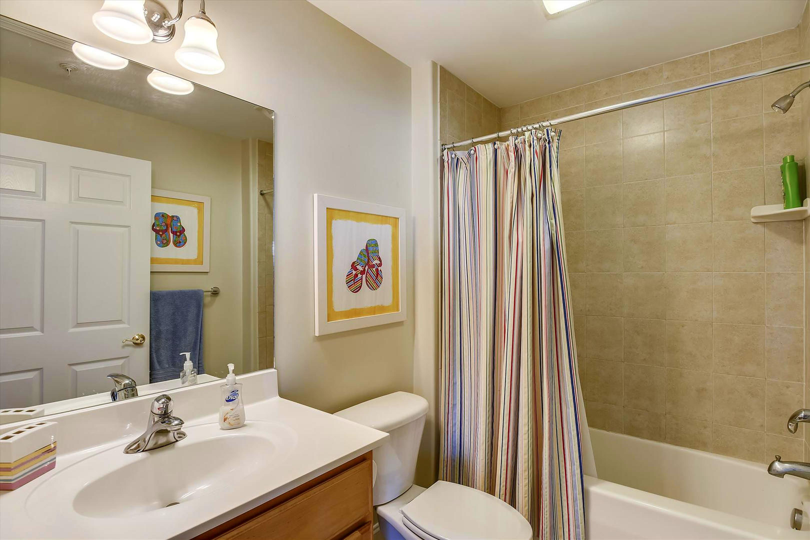 4100 Oceanside Condos 405 - Bathroom 2