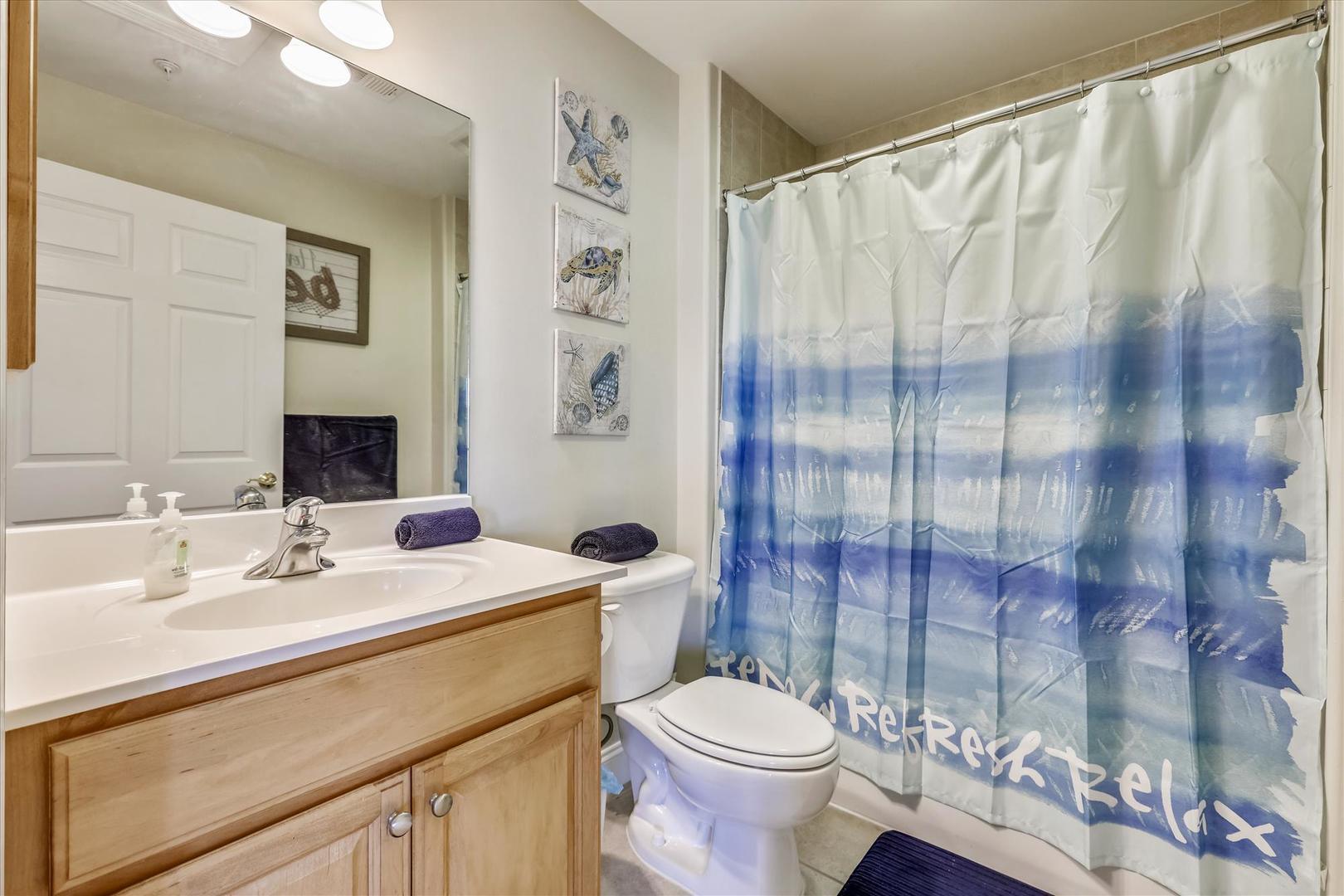 4100 Oceanside Condos 405 - Bathroom 2