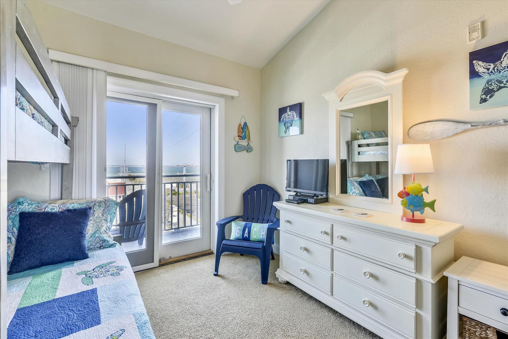 4100 Oceanside Condos 405 - Bedroom 3