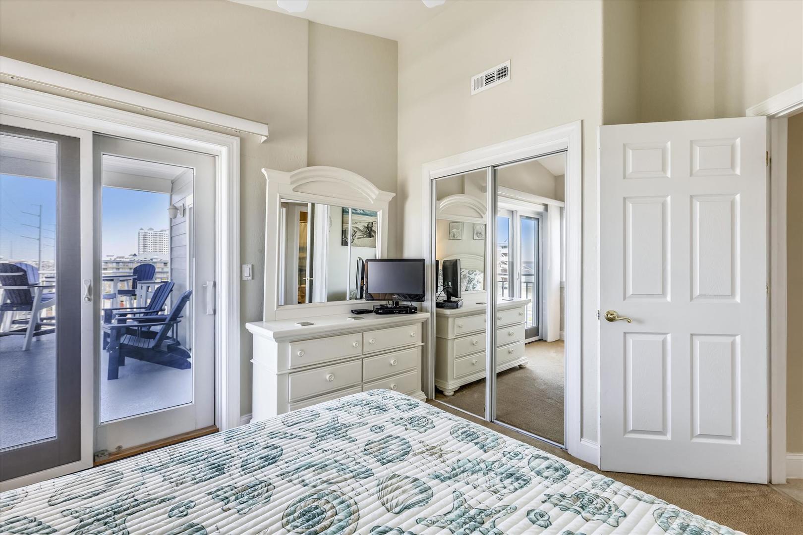 4100 Oceanside Condos 405 - Bedroom 2