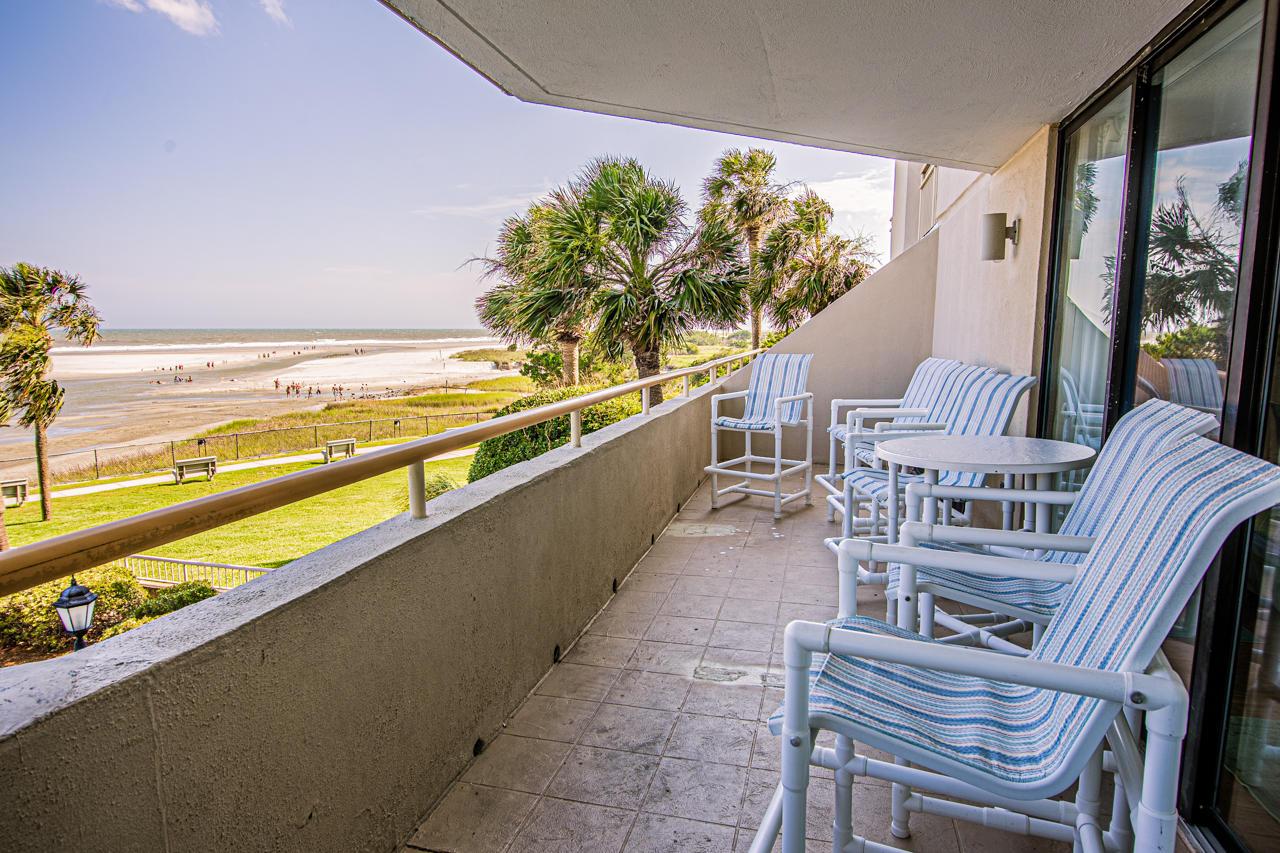 Ocean Creek JJ1 - Balcony