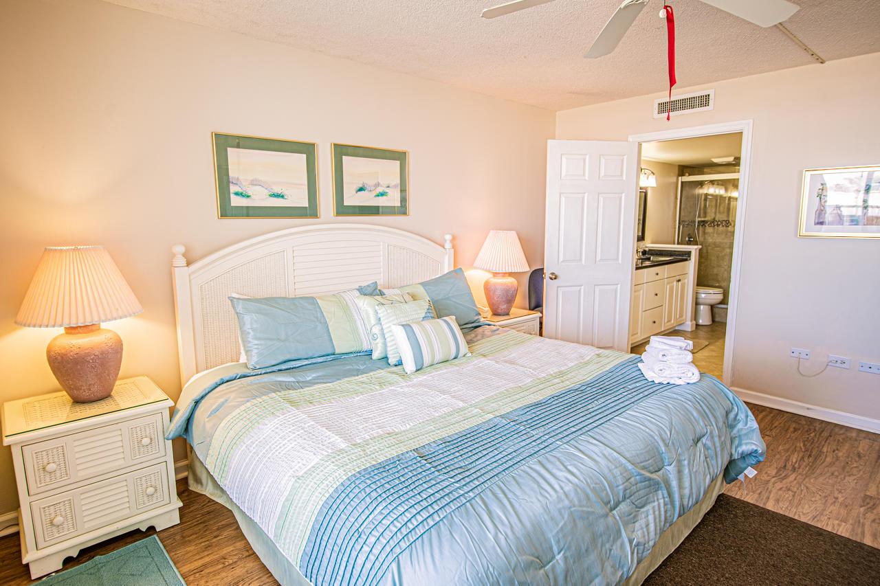 Ocean Creek JJ1 - Master Bedroom