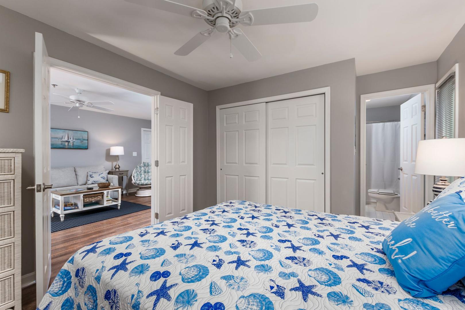 Harbour Club 8E - Bedroom 1