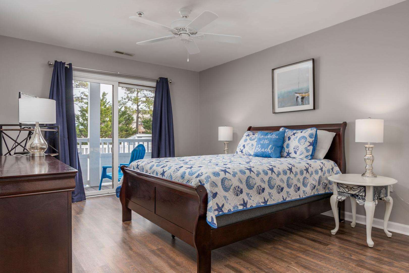 Harbour Club 8E - Bedroom 2