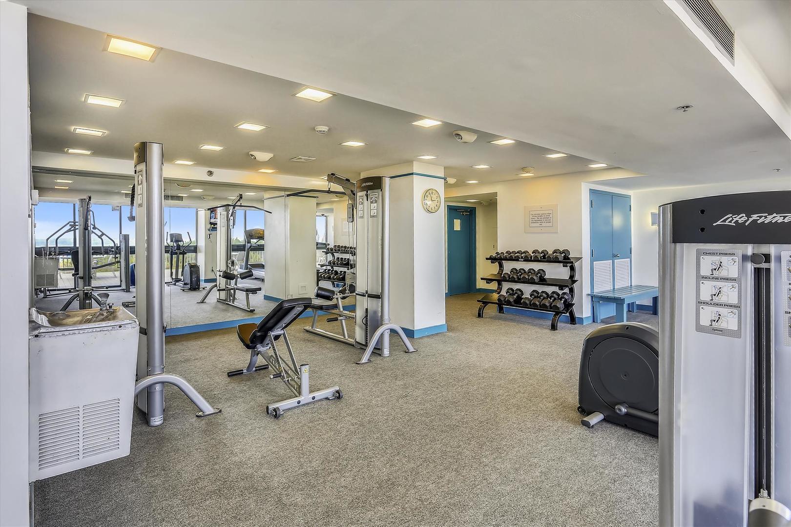 Century I - Fitness Center