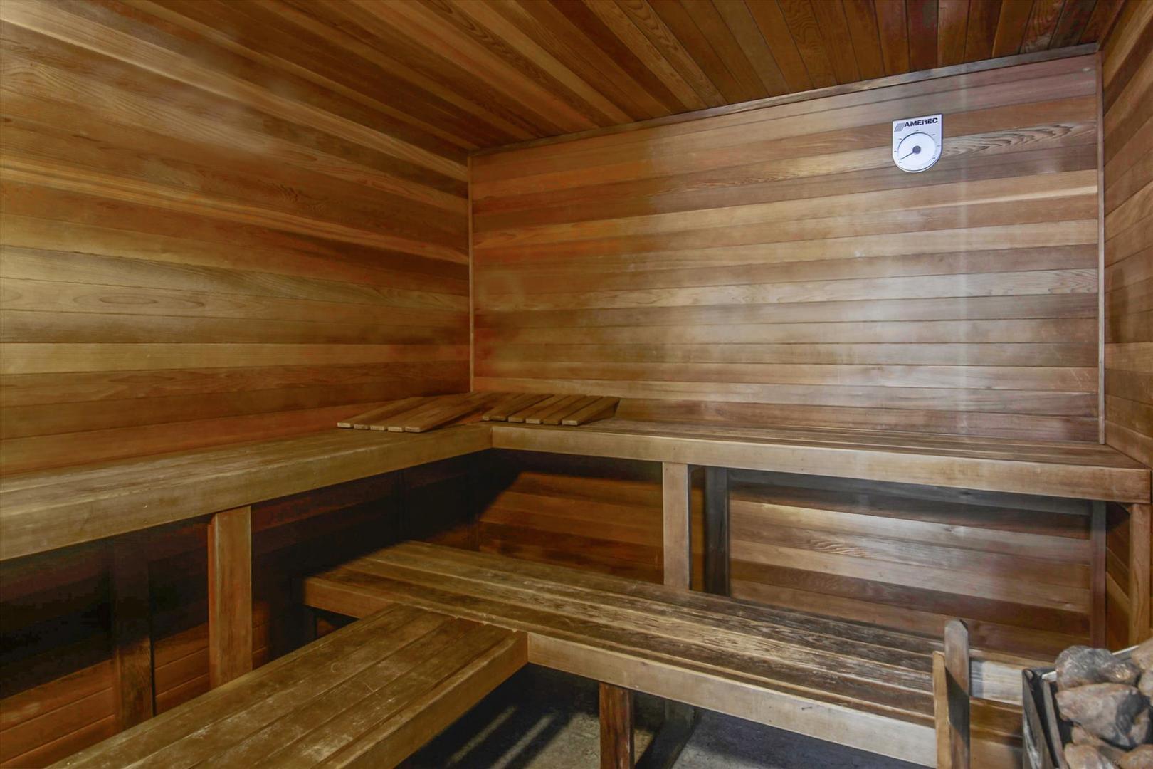 Century I - Sauna