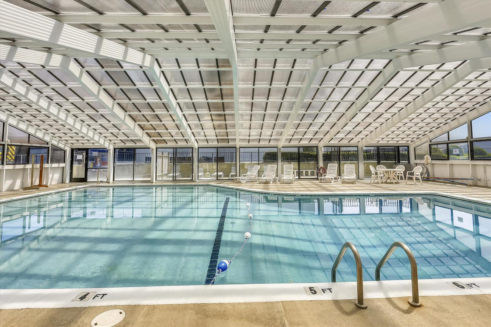 Century I Building - Indoor Pool