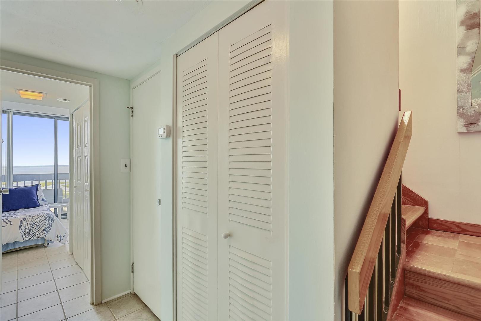 Century I 2221 - Hallway and Stairs