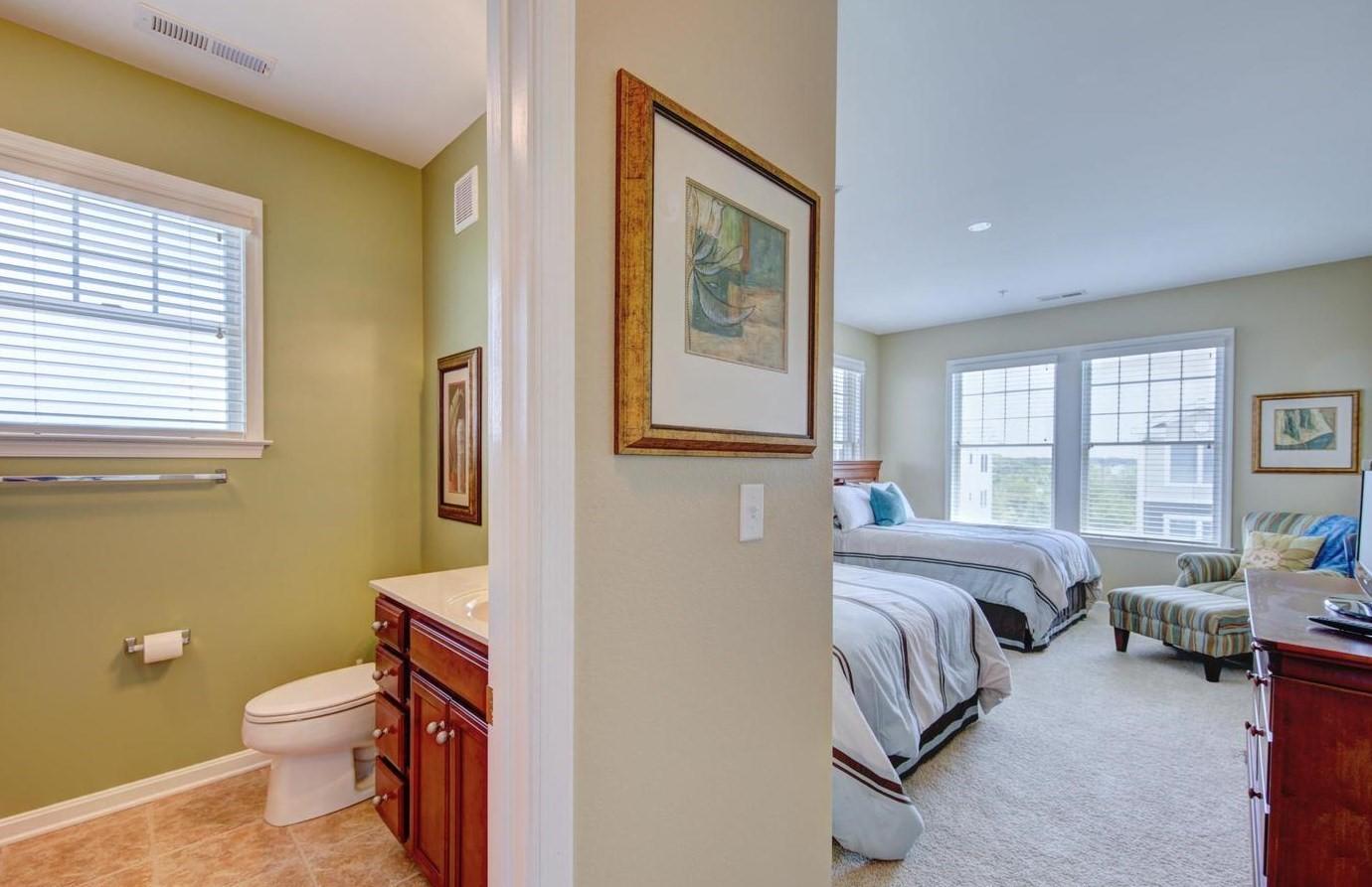 Bayside 204B - Bedroom 2