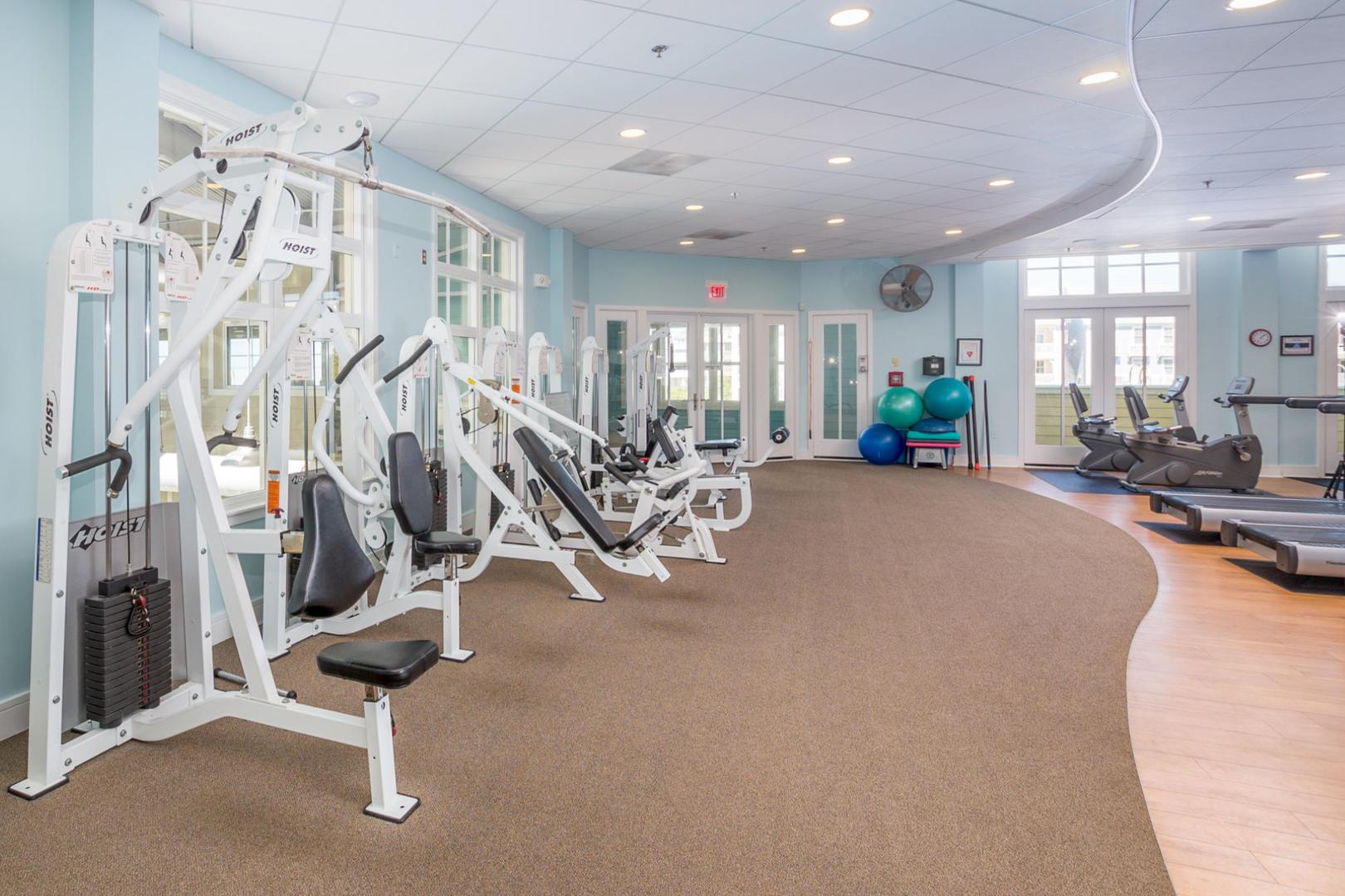 Sunset Island - Fitness Center