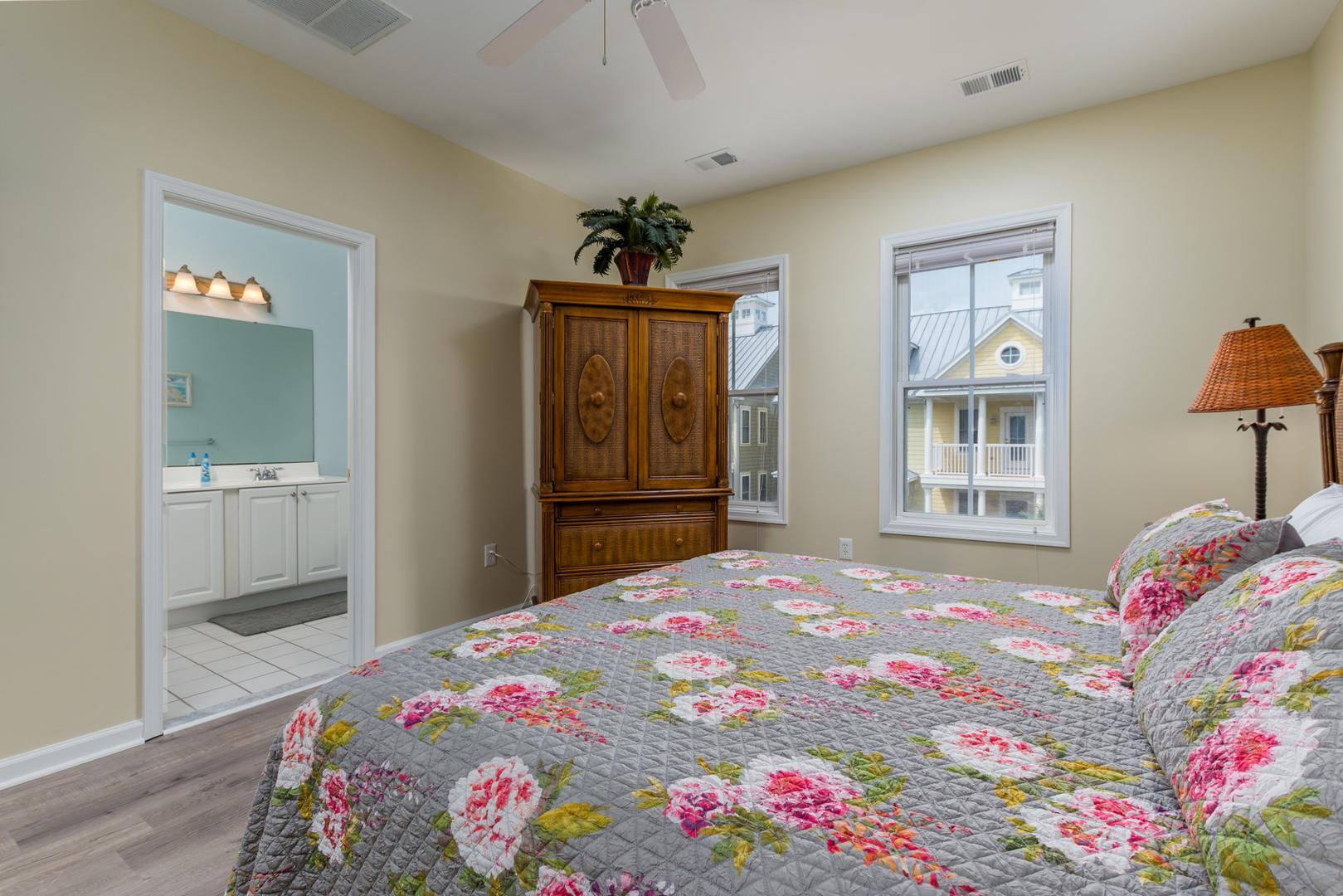 Sunset Island 43 Island Edge Dr. - Master Bedroom