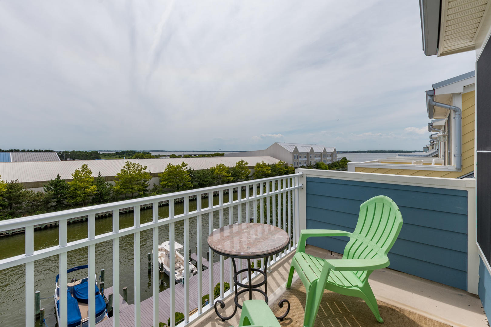 Sunset Island 43 Island Edge Dr. - Balcony off of Bedroom 2