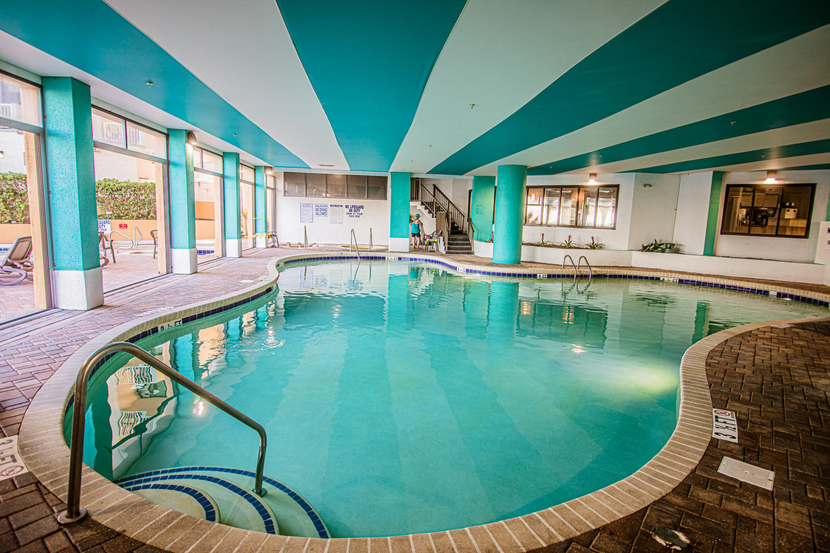 Patricia Grand Indoor Pool