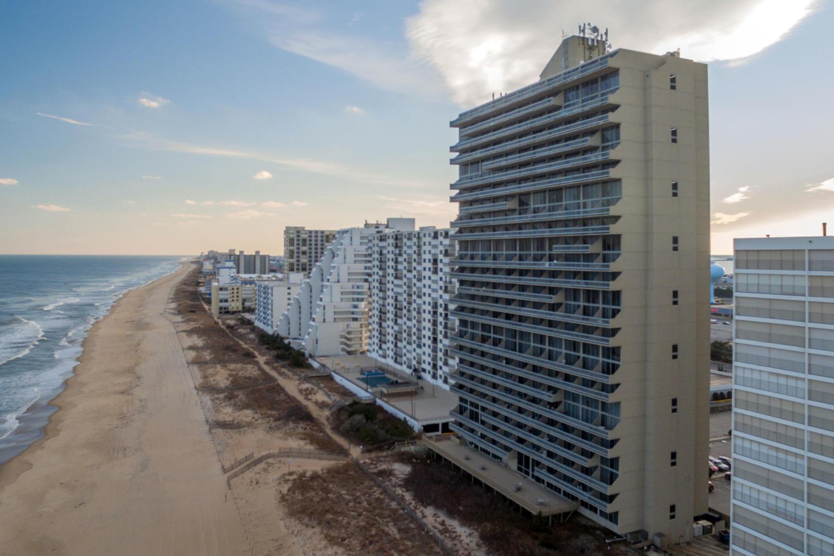 Century I - Oceanfront Exterior