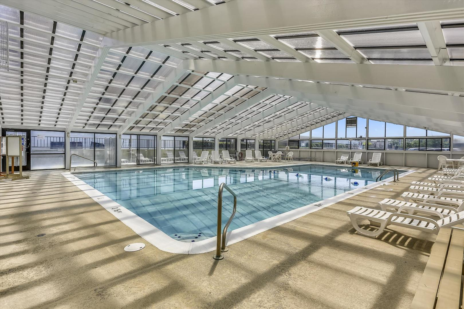 Century I - Indoor Pool
