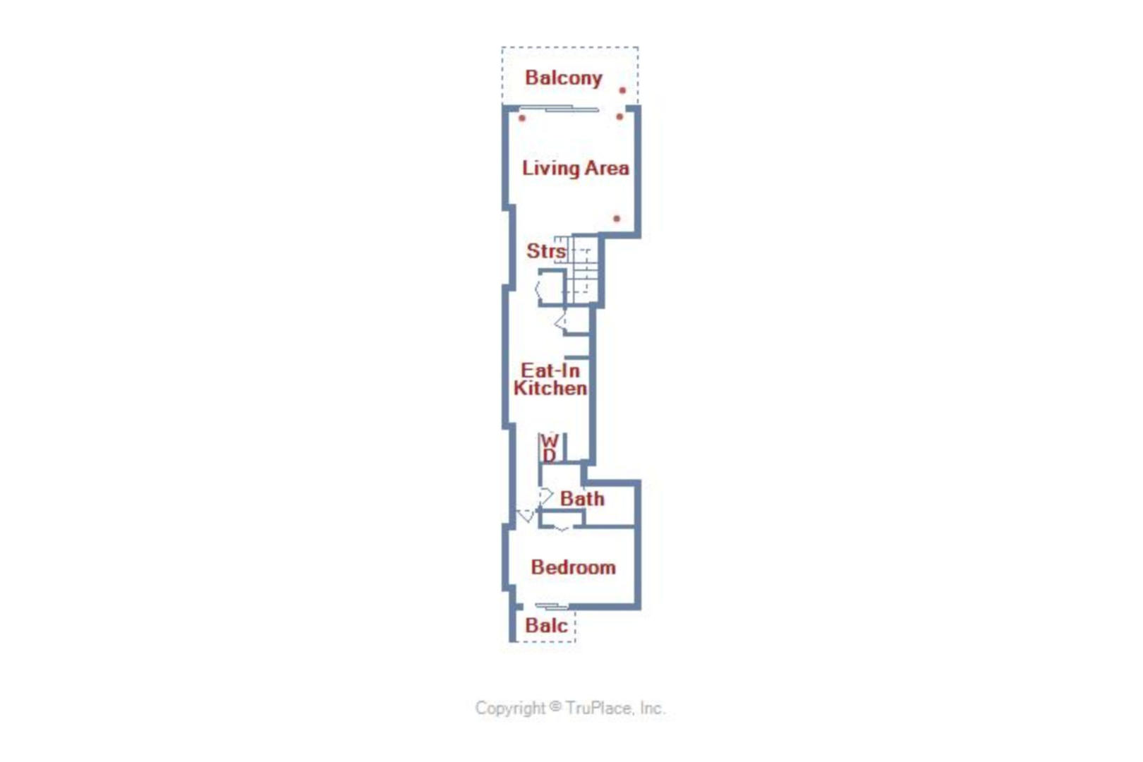 Century I 2502 - First Floor Layout