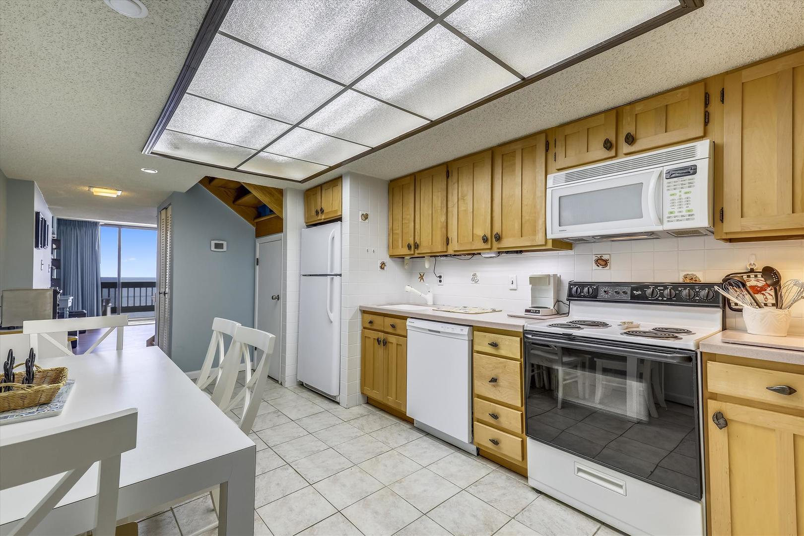 Century I 2502 - Kitchen