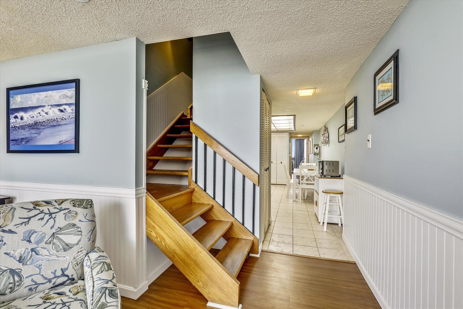 Century I 2502 - Stairs