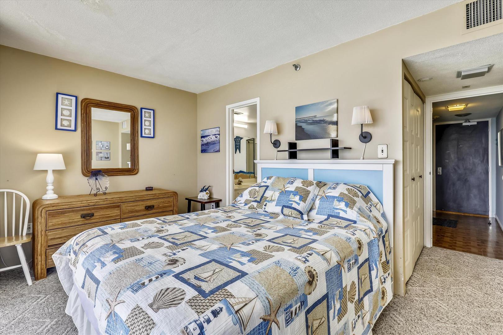 Century I - Upper Level Bedroom