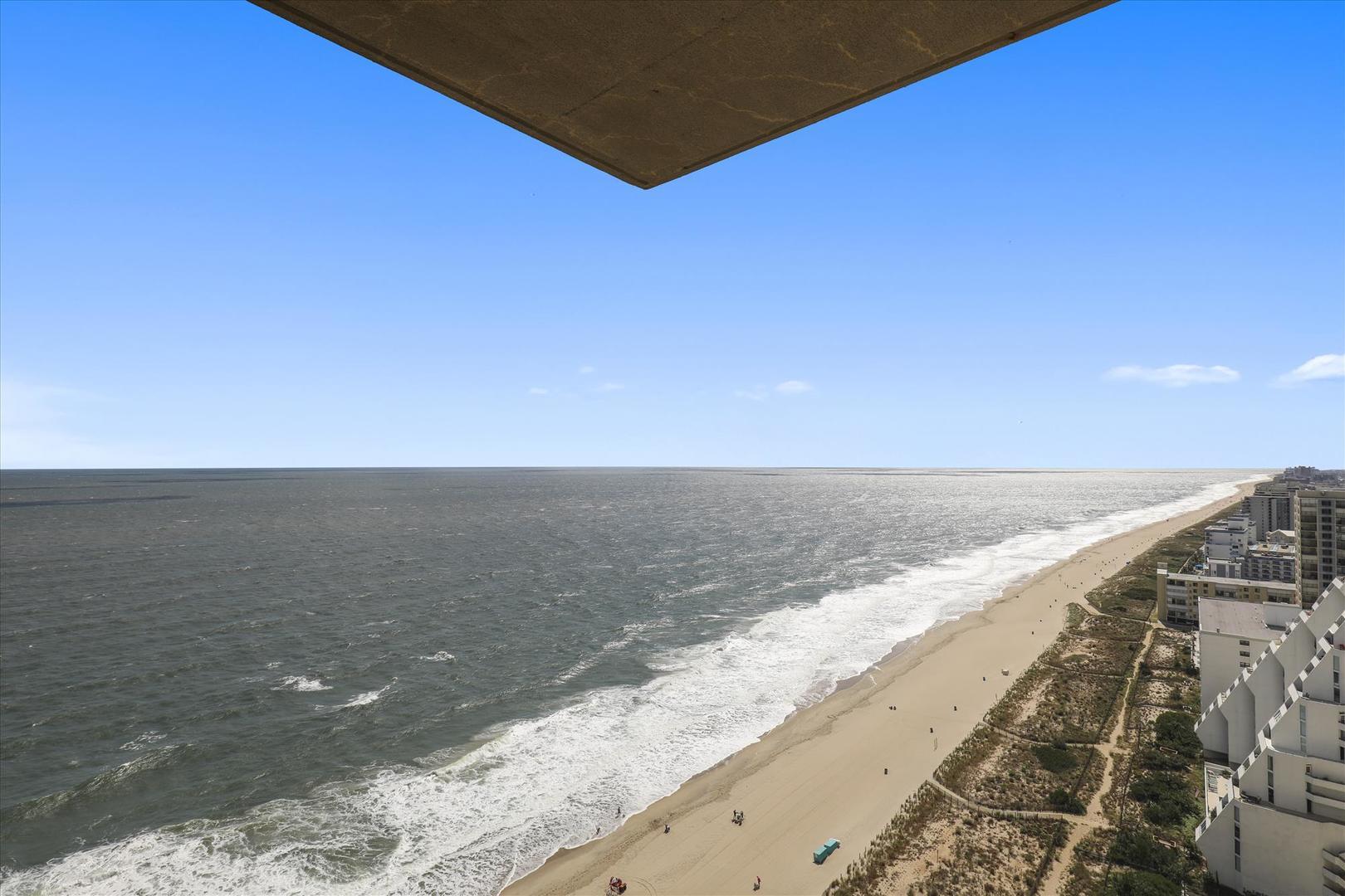 Century I 2502 - Ocean View from Upper Bedroom