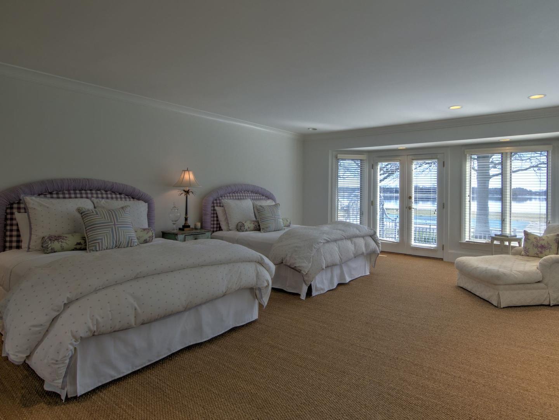 Pool Side Guest Bedroom