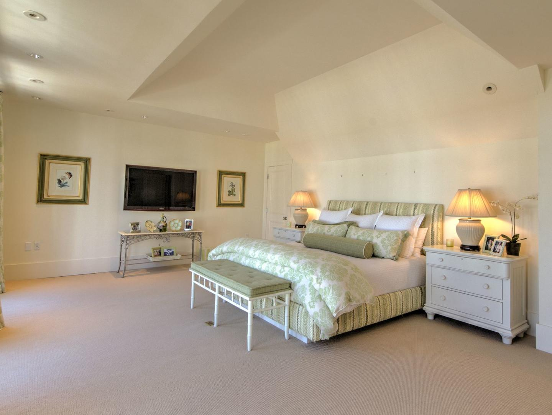 Second Level Master Bedroom