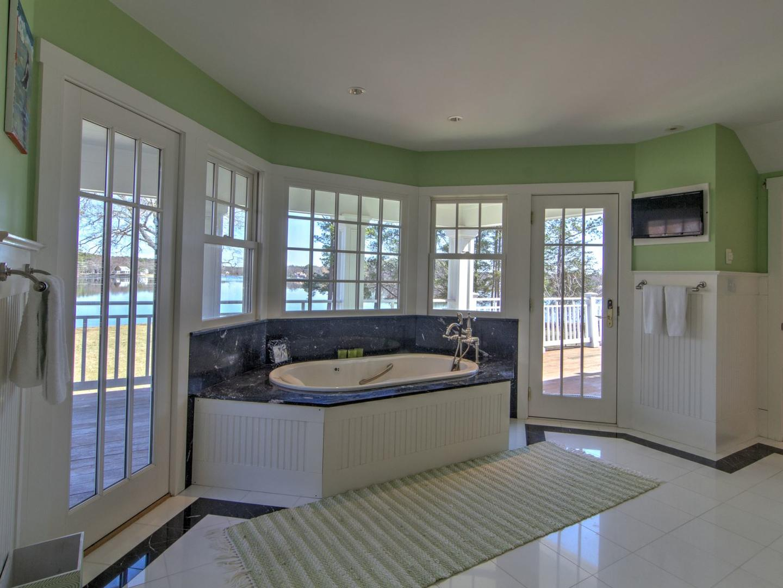 Second Level Master Bath