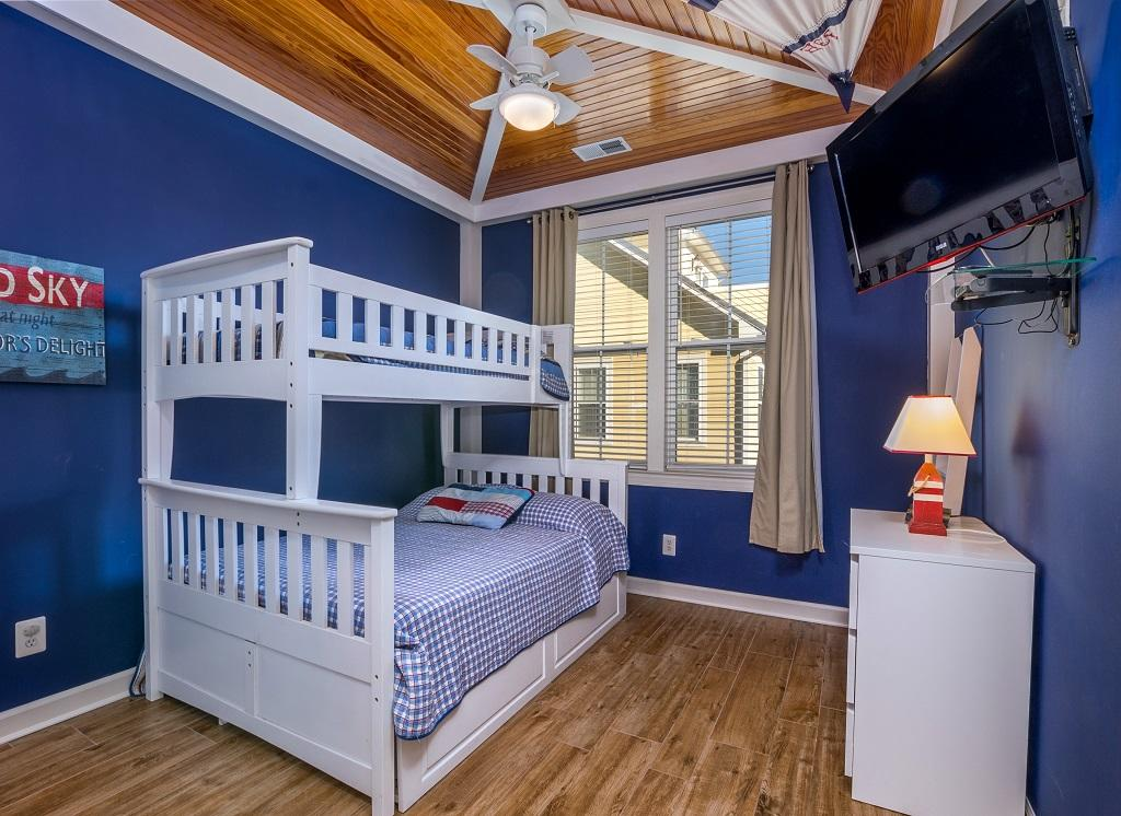 Sunset Island, 14 Shore Point Drive - Fourth Bedroom