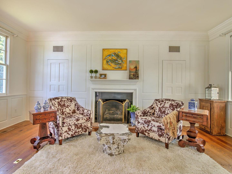 Main Level Sitting Room
