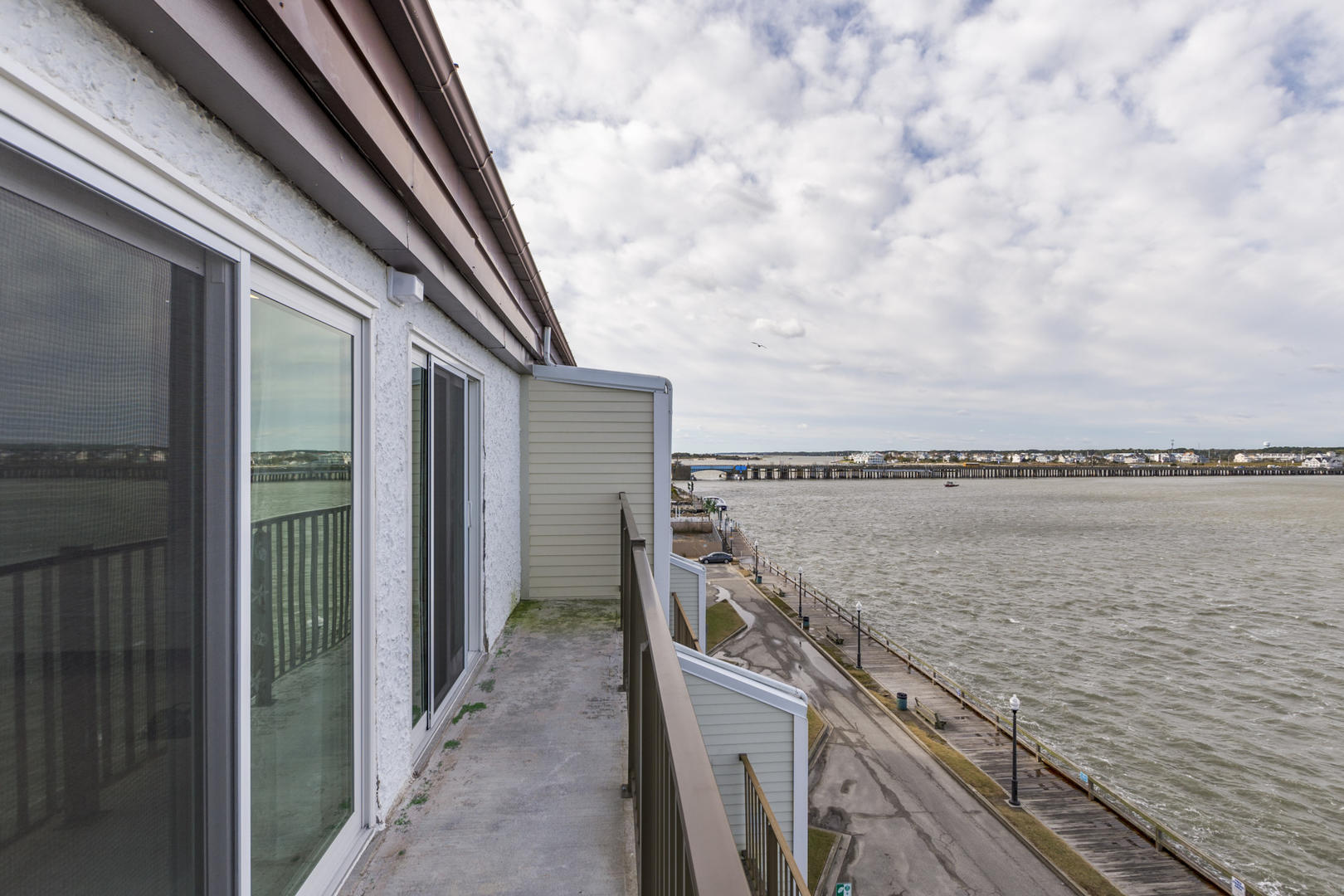 Crab Cove on the Bay 404 - Upper Balcony