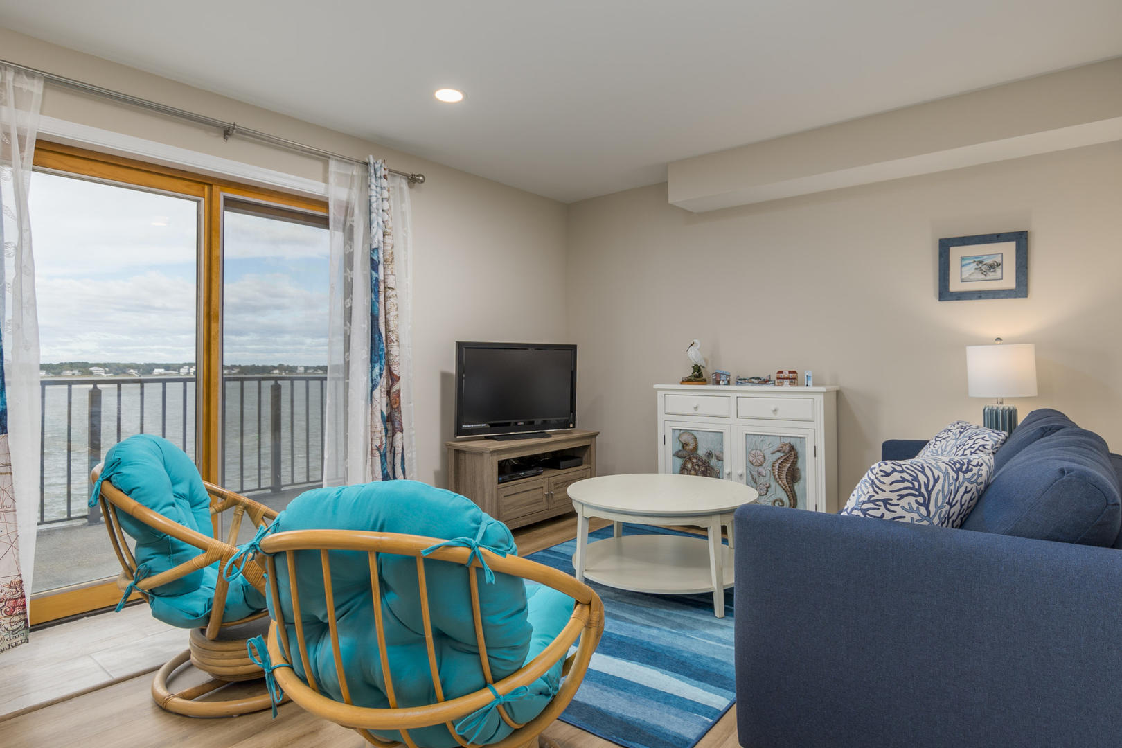 Crab Cove on the Bay 404 - Living Room