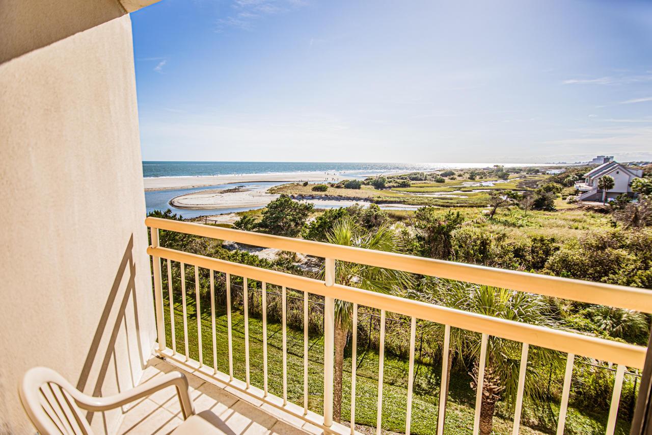 Ocean Creek LL3 - 2nd Balcony