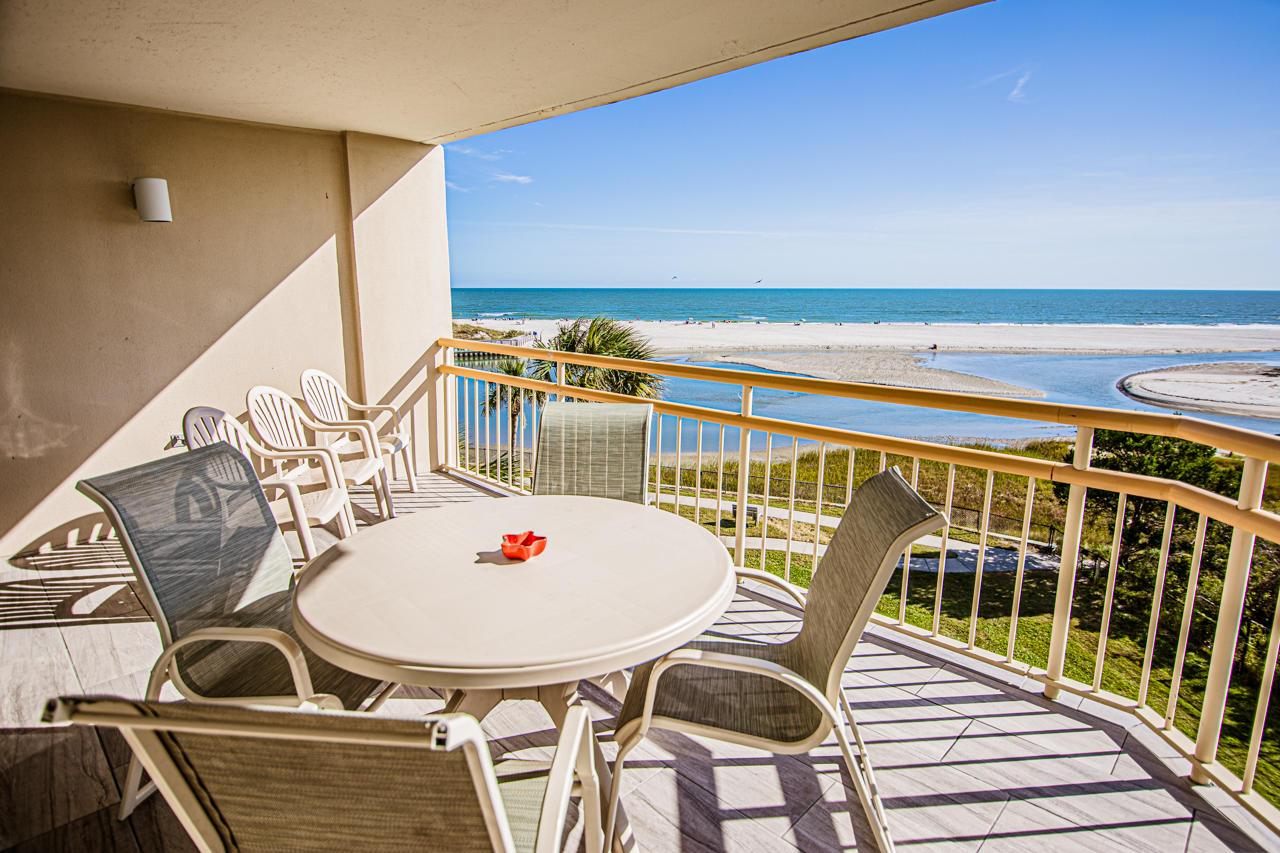 Ocean Creek LL3 - Balcony